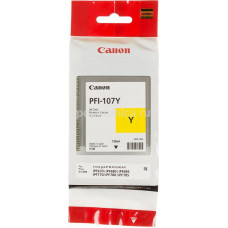 Картридж Canon PFI-107Y для для Canon iPF680/685/780/785 (130ml) Yellow (Cactus) CS-PFI107Y
