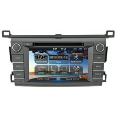 Штатная магнитола INCAR AHR-2287 (штатное ГУ на Toyota RAV4 13+) BT+TV, NAVI, Android